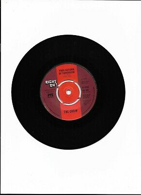 £30 • Buy 7  Classic Northern Soul Single Original Uk 45 / The Crow-Your Autumn Of Tomorro