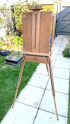 £18 • Buy Mabef Box Easel With Drawer. Italian Made