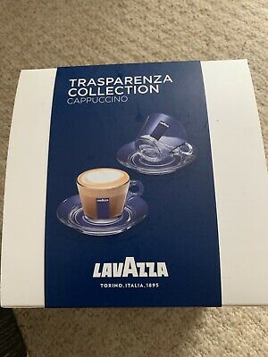 £6 • Buy X2 Lavazza Cappuccino Cup & Saucer Set