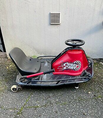 View Details Razor Crazy Cart Electric Cart Used Condition • 77£