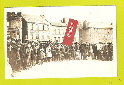 £18.24 • Buy RP Richmond North Yorkshire Crowd Gathering For The Fox Hunt  Richmond Meet 1of2