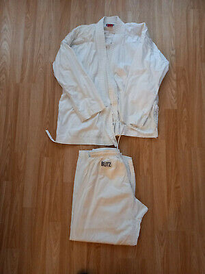 £0.99 • Buy Kids , Blitz Karate Outfit , Size 160cm , Pre Owned