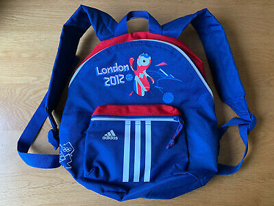 £4.50 • Buy Adidas London 2012 Olympic Games Small Childs Rucksack