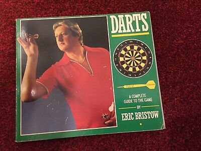 £3 • Buy Darts A Complete Guide To The Game By Eric Bristow