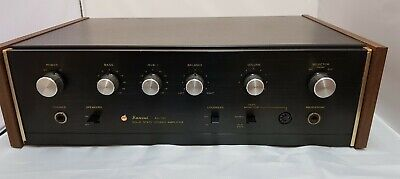 £199 • Buy Vintage Sansui AU-101 Stereo Amplifier Fully Recapped And Serviced