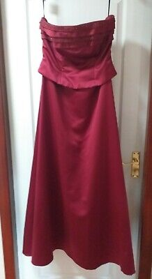 £9.97 • Buy Ball Gown Size 14 Anu Pam
