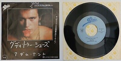 £24.99 • Buy Adam Ant / Ants - Goody Two Shoes / Red Scab - Japan Japanese 7  Vinyl Rare