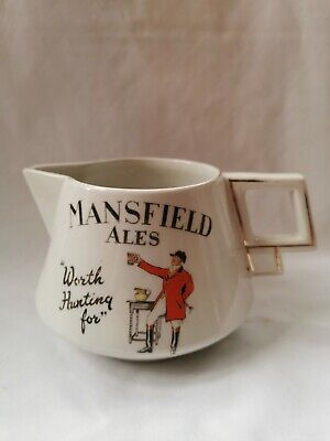 £135 • Buy Mansfield Ales Worth Hunting For Jug Golden Drop Ale Brewery Collectable
