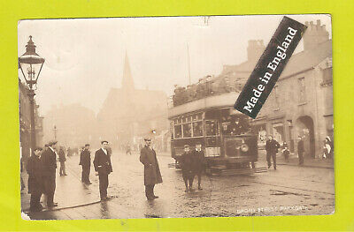 £68.24 • Buy RP Superb Tram Parkgate Rotherham Used 1907 Very Small Fault Center
