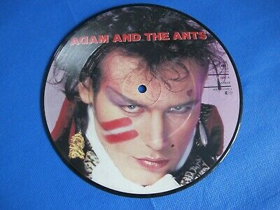 £12 • Buy ADAM AND THE ANTS * ANTRAP * 1981 7  Vinyl Picture Disc * MINT UN-PLAYED !