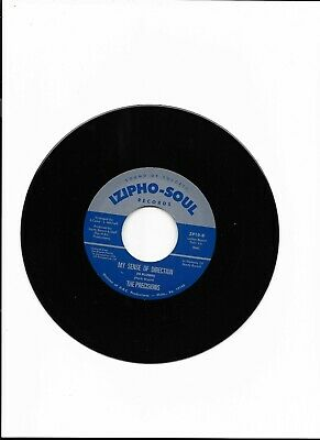 £50 • Buy 7  Classic Northern Soul Single Original 2nd Issue 45 / The Precisions-My Sense