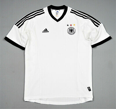 £8.99 • Buy Germany Adidas Shirt Home Jersey 2002-03 Size L