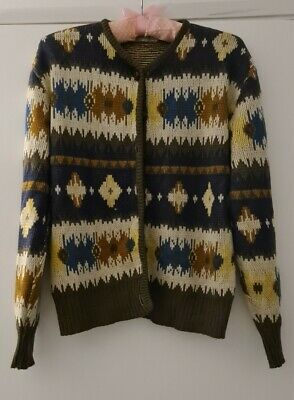 £11.60 • Buy Vintage French Connection Cardigan M G.C.