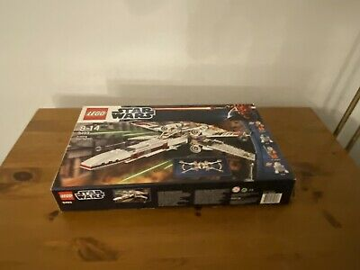 £70 • Buy Star Wars Lego 9493: X-wing Starfighter 100% Complete & Boxed - Sun Damage