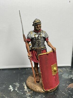 £8.99 • Buy Roman 54/60mm Toy Soldiers Fits With John Jenkins First Legion W Britains
