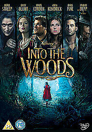 £0.01 • Buy Into The Woods (DVD, 2015)