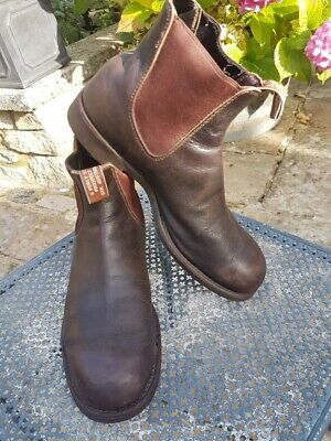AU183.90 • Buy RM Williams Boots, Mens Size 10 Gardener Boots