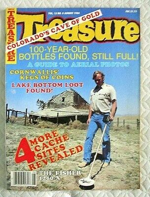 £7.26 • Buy Magazine Article To Guide Aerial Photos Metal Detector Fisher Tesoro White's