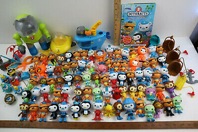 £57.18 • Buy Lot Of Over 80 Octonauts Toy Figures Sea Creatures & Accessories- Free Shipping