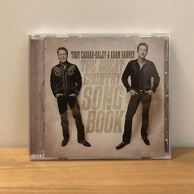 AU7.99 • Buy The Great Country Songbook - Adam Harvey/Troy Cassar-Daley CD VGC