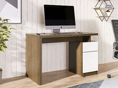 £49.99 • Buy Workstation Computer Desk Study Home Office Laptop Table Gaming Storage Drawer