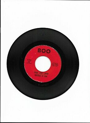 £25 • Buy 7  Classic Northern Soul Single Original 45 / Brothers Of Soul-Hurry Don`t Linge