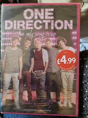 £2.30 • Buy (Brand New) One Direction - The Only Way Is Up (DVD, 2012)