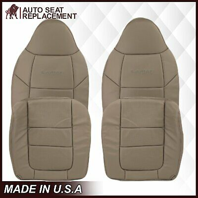 AU796.22 • Buy 2001 Ford F250 F350 F450 F550 Lariat Super Duty Replacement Seat Cover In Tan