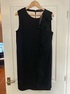 AU7.36 • Buy French Connection Maternity Dress Size 12 Bnwt