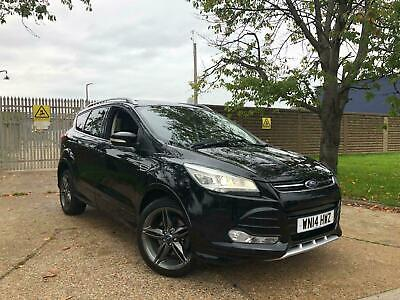 £9699 • Buy Automatic ... Ford Kuga Titanium X Sports...huge Rare Spec .. Only 51 K Miles