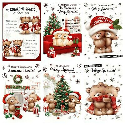 £1.65 • Buy Someone Very Special Christmas Card ~ Various Designs