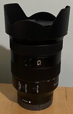 AU1225 • Buy Sony FE 24-105mm F4 G OSS Lens (SEL24105G) - Excellent Condition