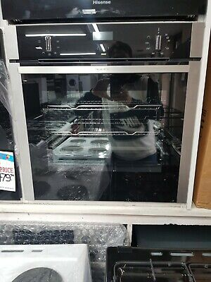 £479.99 • Buy New Unbod NEFF B1ACE4HN0B  Built In 59cm A Electric Single Oven Stainless Steel
