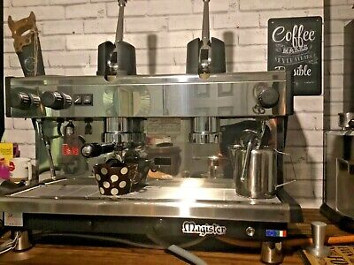£2350 • Buy Magister Dual Fuel 2 Group LPG/Electric Commercial Coffee Espresso Machine