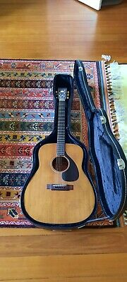 AU225 • Buy Yamaha Fg140 Red Label Nippon Gakki Japan Acoustic Guitar W Case Post Available