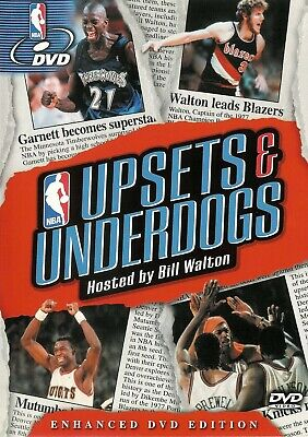 £7.24 • Buy NBA - Upsets And Underdogs - DVD