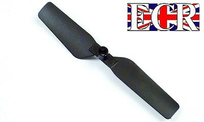 Double Horse 9100 Rc Helicopter Parts Spares Tail Rotor Blade • 4.99£