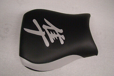 $62 • Buy Hayabusa 1999/00/01/02/03/04/05/06/2007 Gsxr1300 Front Seat Cover Black/silver