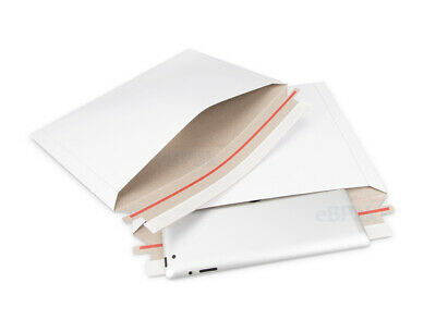 AU59.95 • Buy 200x Card Mailer B4 255x355mm 300gsm Business Envelope - Tough Bag Replacement