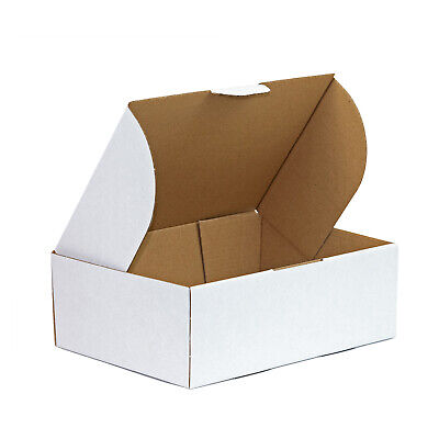 AU69.50 • Buy 100x Mailing Box 310x220x102mm Diecut Carton 310x230x105mm A4 B2 BX2 Size