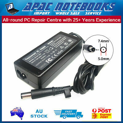 AU32.40 • Buy Power AC Adapter Charger For HP EliteBook 2540p 2730p 2740p