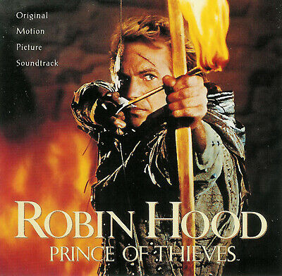 £7.15 • Buy Robin Hood Prince Of Thieves - Original Motion Picture Soundtrack - CD
