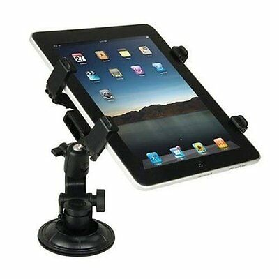 Universal Car Windscreen Suction Mount Holder For IPad 1 2 3 4 Air 6 -10  Tablet • 107.95£