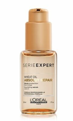 L'OREAL Professionnel Absolut Repair Gold Quinoa + Protein Treatment Serum 50ml • 20.62£