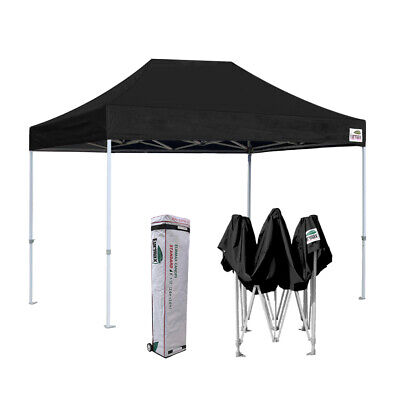 $195 • Buy Ez Pop Up  Canopy 8x12 Wedding Party Tent Gazebo Instant Shade Camping Tent