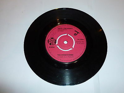 THE HONEYCOMBS - Have I The Right? - 1964 UK 7  Vinyl Single  • 12.99£
