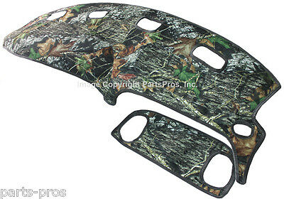 $69.99 • Buy NEW Mossy Oak Camouflage Camo Dash Board Mat Cover / FOR: 98-01 DODGE RAM TRUCK