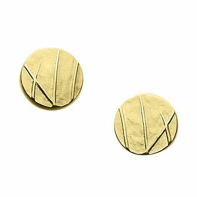 Ola Gorie Mistral Earrings 9ct Yellow Gold Scottish Boxed • 190£