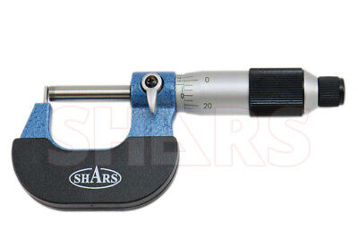 $31.15 • Buy SHARS 0-1  Tube Micrometer .0001  Graduation Carbide Tipped NEW P}