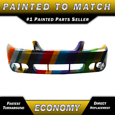 $400.99 • Buy NEW Painted To Match - Front Bumper Replacement For 2003 2004 Ford Mustang Cobra